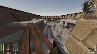 GoldenEye 007: Temple in Wolfenstein: Enemy Territory