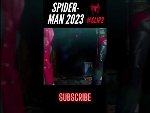 Spider Man 2 2023 | #shorts | Trailer | PS4 PS5 XBOX PC GAME | Games ShortClips thumbnail