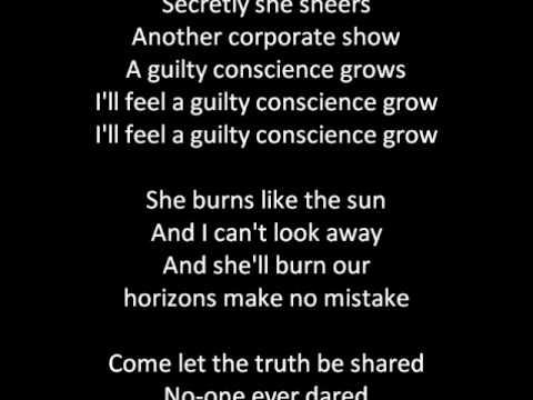 Muse - Sunburn (with lyrics) mp3