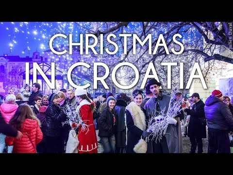 Christmas holidays in Croatia, really?! - Cinematic travel V