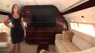 Виртуальный тур в новом самолёте Дональда Трампа(, 2013-11-06T11:16:06.000Z)