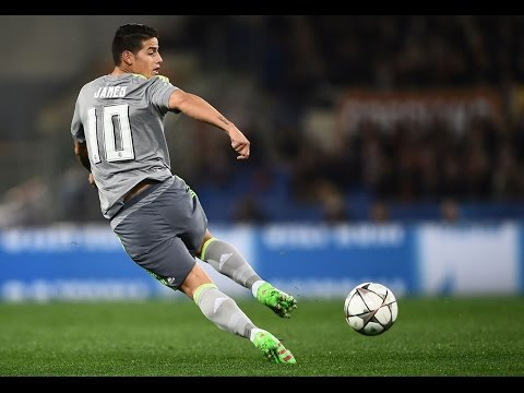 James Rodriguez - Genius ● Crazy Goals Passes 2016 |HD|