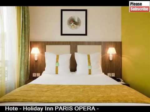 holiday-inn-paris-opera---grands-boulevards-|-picture-collection-and-info-of-paris-hotel