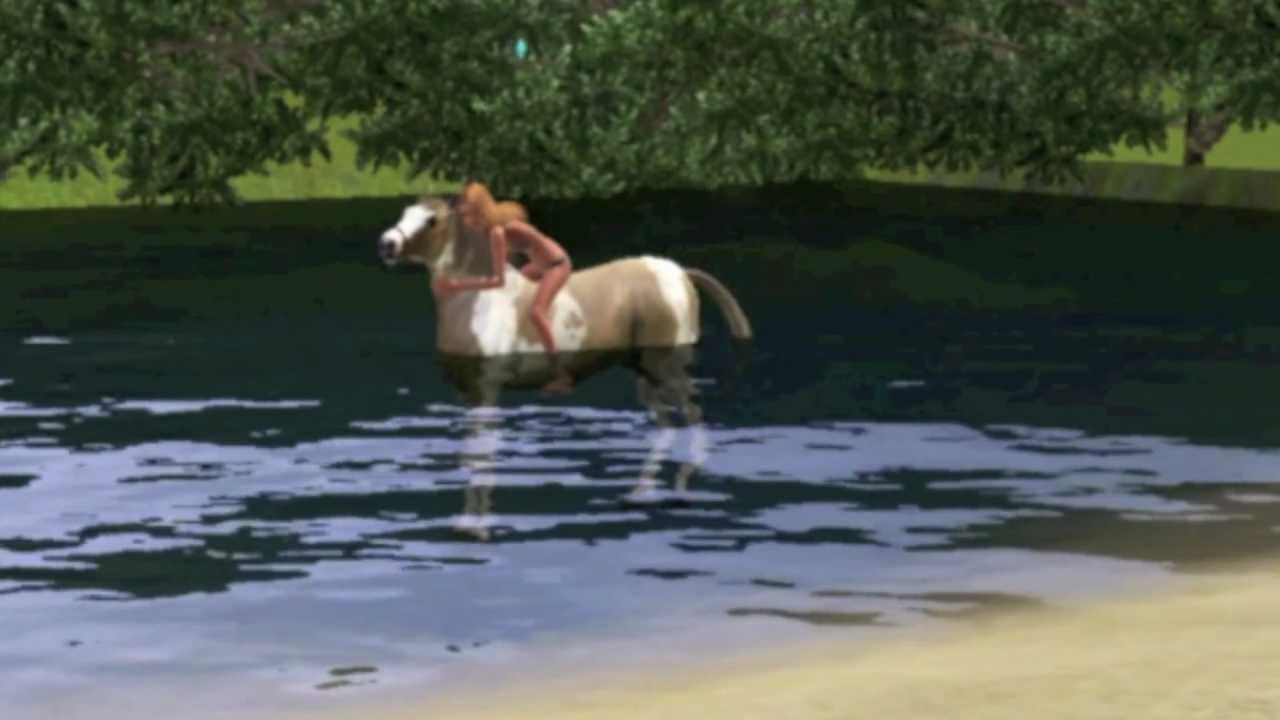 sims 3 horses part 3 youtube