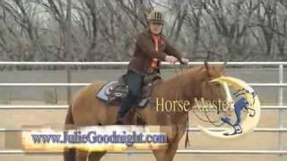 Riding a Horse the Balks