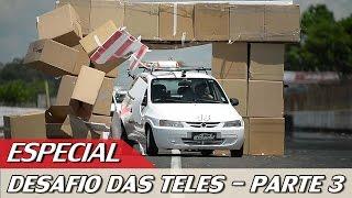 GOL X CELTA X PALIO: DESAFIO DAS TELES - PARTE 3 - ESPECIAL #57 | ACELERADOS (feat INSANOS) thumbnail