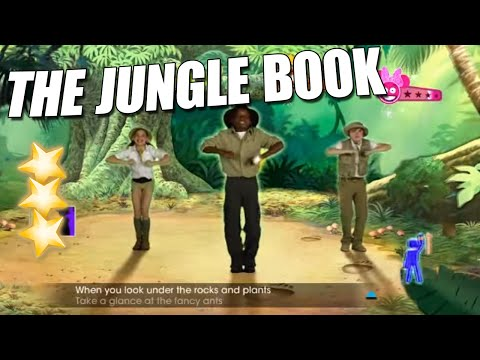 🌟 The JUNGLE BOOK - Just dance Disney party 2016 🌟