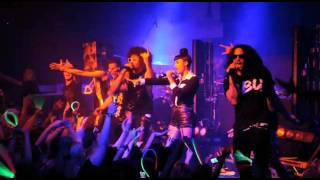 Cherrytree London: LMFAO - Champagne Showers (ft. Natalia Kills)