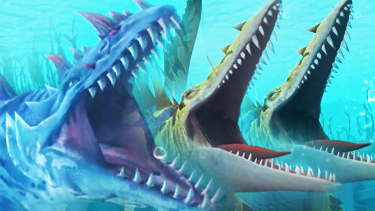 Tylosaurus Jurassic Park | www.pixshark.com - Images ...