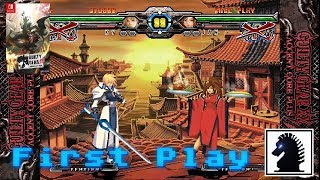NS First Play - Guilty Gear 20th Anniversary Pack - Guilty Gear XX Λ Core Plus R