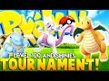 Minecraft PRIMETIME Pokemon Mod TOURNAMENT BATTLE - Pixelmon Mod