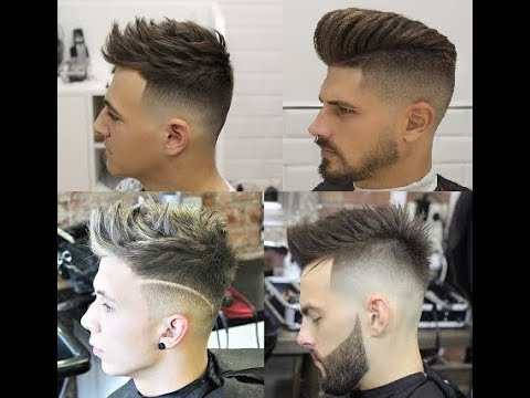 3 Top Cool Faded and Short Hairstyles & Haircuts for Men in 2019