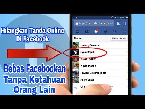 How to Hide Online Status On Facebook