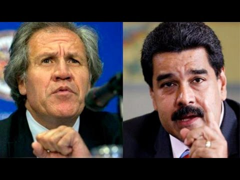 U.S. and Secretary General of OAS Defeated in Effort to Sanction Venezuela
