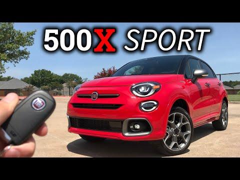Unique: 2020 Fiat 500X Sport Review