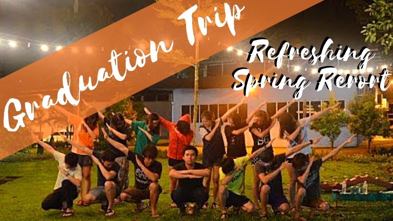 Best Graduation Trip Refreshing Springs Resort Malaysia Malaysia S Getaway