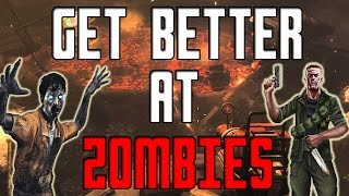"How To Get Better At ""Black Ops 2 Zombies"" (Episode 9) Town High Round Tips + Strategy"