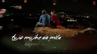Tujo mujhe aa mila 30 sec song for whatsup