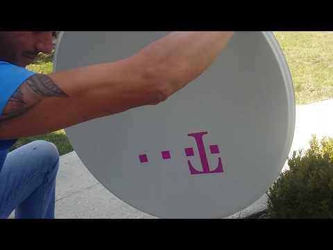 Instalare kit Antena Dolce Telekom