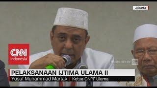 Download Video GNPF Ulama Pertegas Komitmen Dukung Prabowo-Sandi | Ijtima Ulama II MP3 3GP MP4