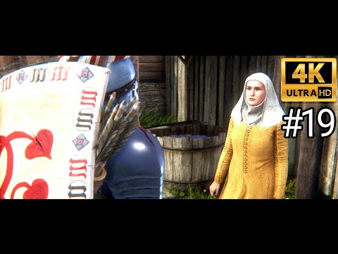 Kingdom Come Deliverance 4K Gameplay Walkthrough Part 19 - Kingdom Come (4K Ultra HD)