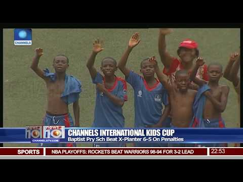 LGEA Kwara To Play Osun's Baptist In Channels Kids Cup Final