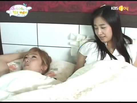 SNSD Hello Baby - 091110 - YulSic: Our woes on HB  SUBBED