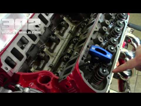 Checking the Pushrod Length on Small Block Ford 302 | Stock Length Match