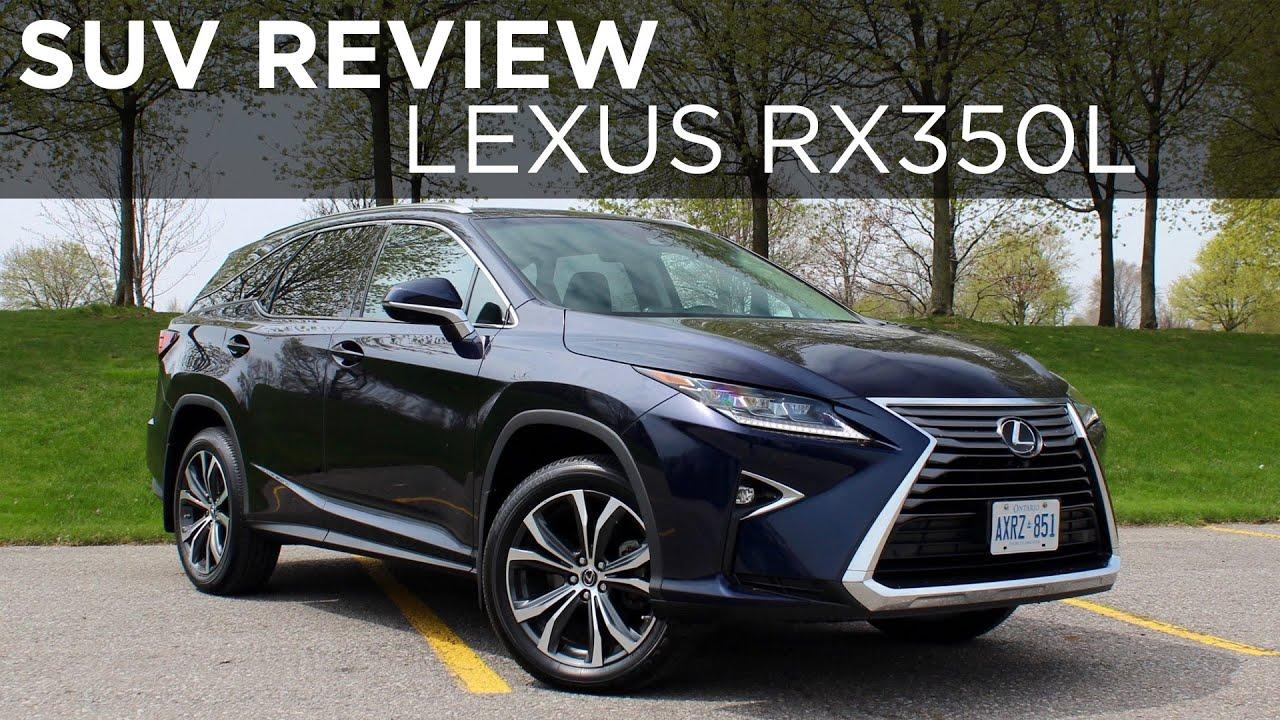 2019 Lexus Rx 350l Suv Review