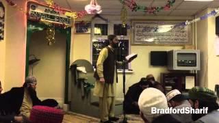 Abdul Rauf Qadri Haqqani - Mehfil e Milad - Part 1