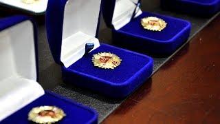 Отжимания за награды: в Югре наградили участников комплекса ГТО