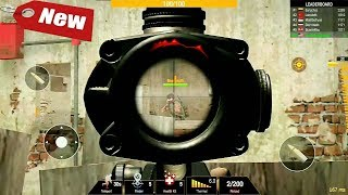 New FPS!! Bullet Strike: Sniper Battlegrounds Android Gameplay Trailer