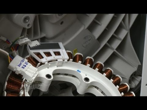 LGKenmore FrontLoad Washer Motor Sensor 6501KW2002A  YouTube