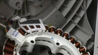 washer motor sensor replacement lg kenmore front load washing machine repair part 6501kw2002a