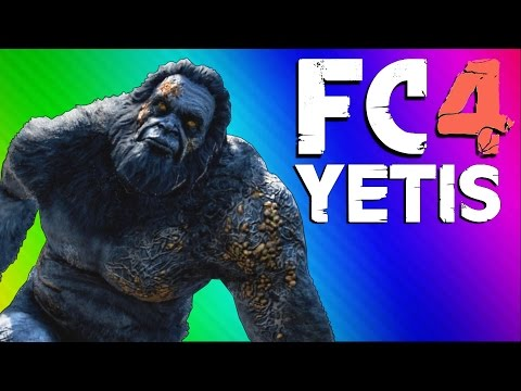 Thumbnail: Far Cry 4 Valley of the Yetis! (Far Cry 4 Funny Moments & Gameplay)