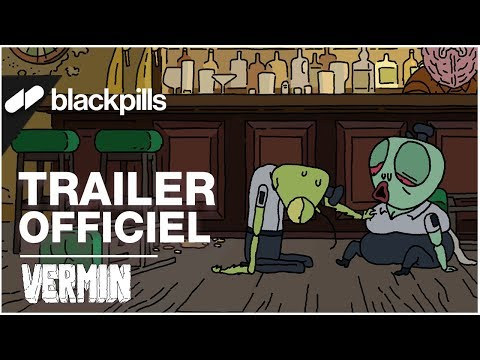 Vermin  Trailer Officiel HD  blackpills
