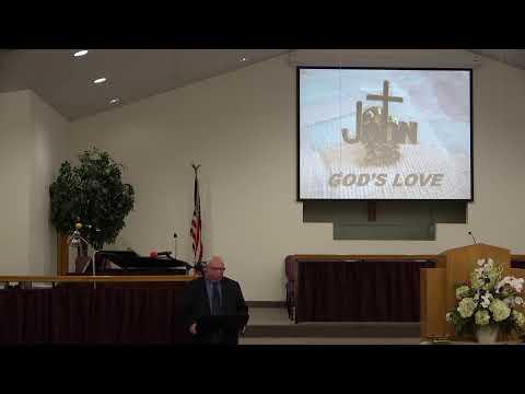 God's Love | All School Chapel | Brush Arbor Christian School