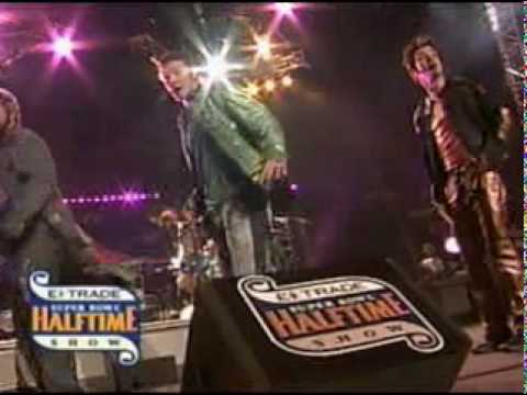 The Halftime Show-Super Bowl XXXV(2001)