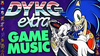 Video Game Music Facts - Did You Know Gaming? extra Feat. Dazz