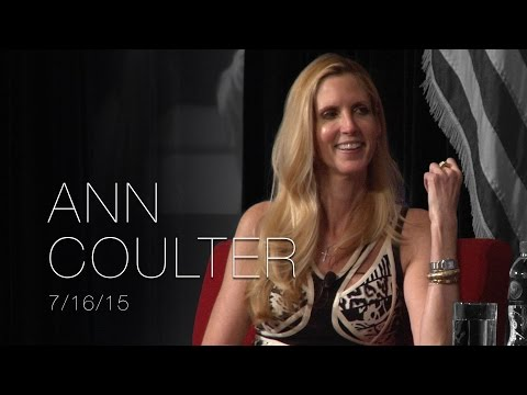 A Special Evening with Ann Coulter — 7/16/15