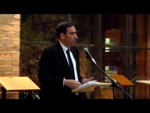Rav Taragin  - Ethics in the Thought of Rav Lichtenstein - Harav Aharon zt'l Memorial Shiurim series