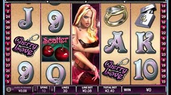 cherry love free games big win - playtech bonus slot