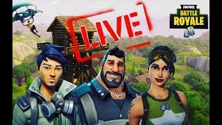 LET'S PLAY *FORTNITE* AND TALK ABOUT SOME GIVE AWAY!?
