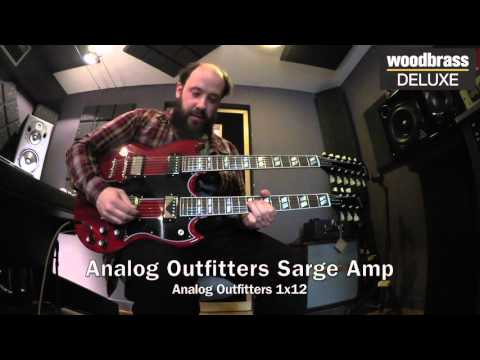 Test Woodbrass Deluxe : la Gibson Custom Shop EDS-1275 Double manche