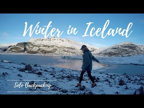 EPIC SOLO TRAVELING ICELAND 2017 (HD)