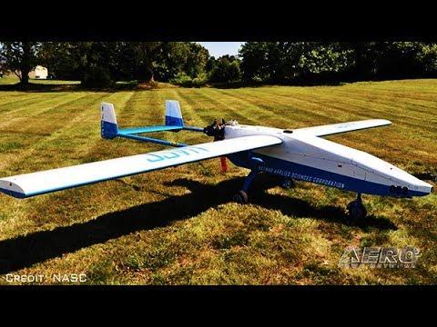 Airborne-Unmanned 12.12.17: ERAU UAV Storm Chaser, USMC Drone Insignia, Malawian UAVs