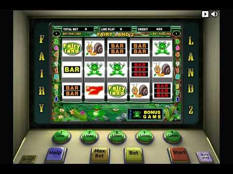 Игровой автомат FAIRY LAND играть бесплатно и без регистрации онлайн