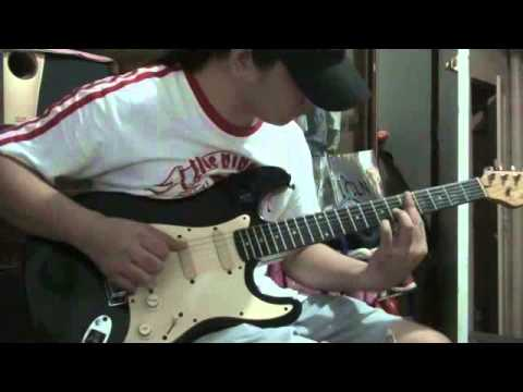 George Duke Sweet baby Guitar cover by Don (Angeles City) - YouTube