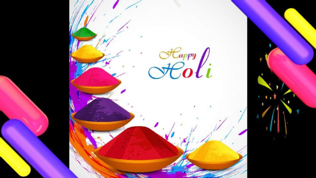 Happy Holi 2021: Here are some wishes that you can send to your ...