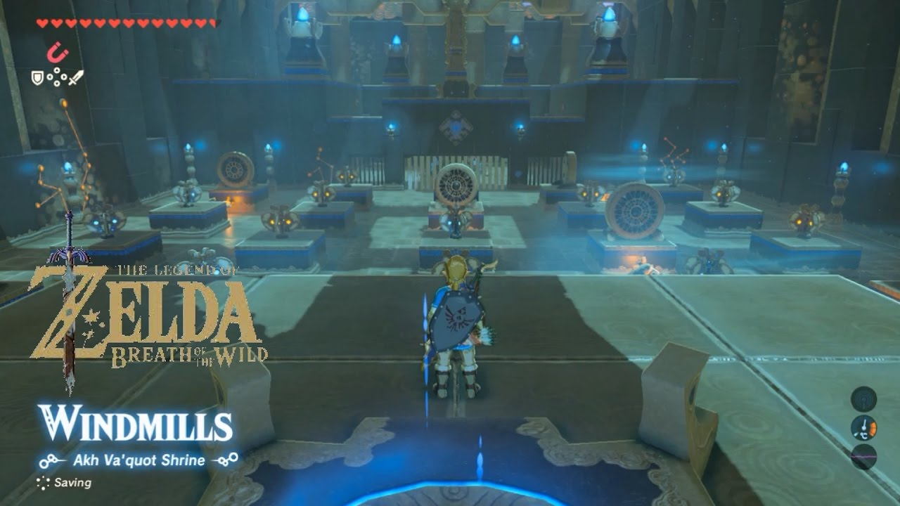 Legend Of Zelda Breath Of The Wild Akh Va Quot Shrine Windmills Youtube This page explains how to find the akh va'quot shrine and solve the windmills puzzle. legend of zelda breath of the wild akh va quot shrine windmills